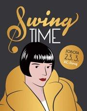 Swing Time březen 2013
