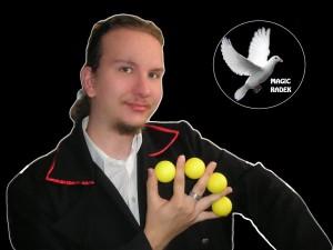 Kouzelník Radek Stach
